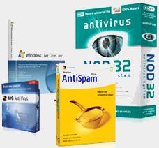 Установка программ - антивирусы